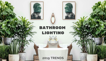 Bathroom Lighting What's In And Out Of 2019 Trends 7 bathroom lighting Bathroom Lighting: What's In For 2019 Trends Bathroom Lighting Whats In And Out Of 2019 Trends 7 409x237
