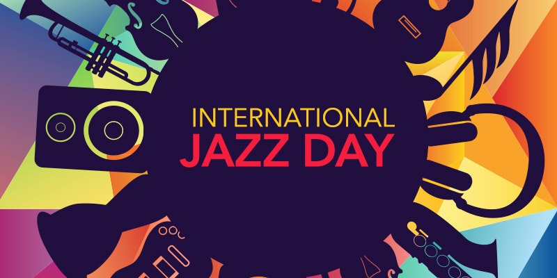 Jazz World Day Takes Over The Internet, Today jazz world day Jazz World Day Takes Over The Internet, Today! Jazz World Day Takes Over The Internet Today