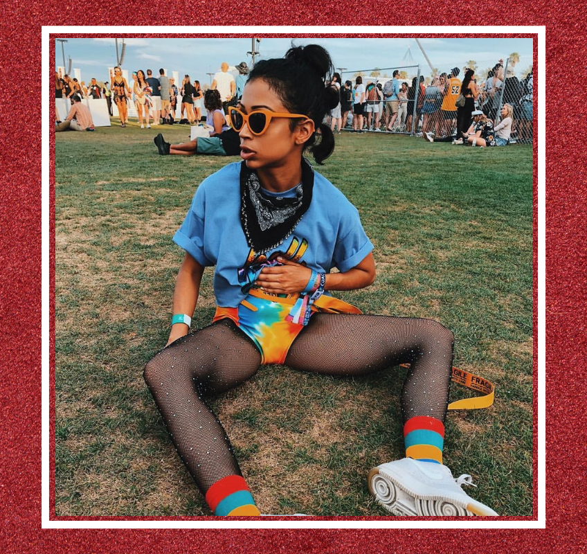 These Were Last Year's Best Looks At Coachella Festival 10 coachella festival These Were Last Year's Best Looks At Coachella Festival These Were Last Years Best Looks At Coachella Festival 10