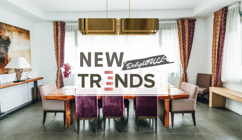 New Trends Take A Look At These New DelightFULL Ambiances 8 new trends New Trends: Take A Look At These New DelightFULL Ambiances New Trends Take A Look At These New DelightFULL Ambiances 8