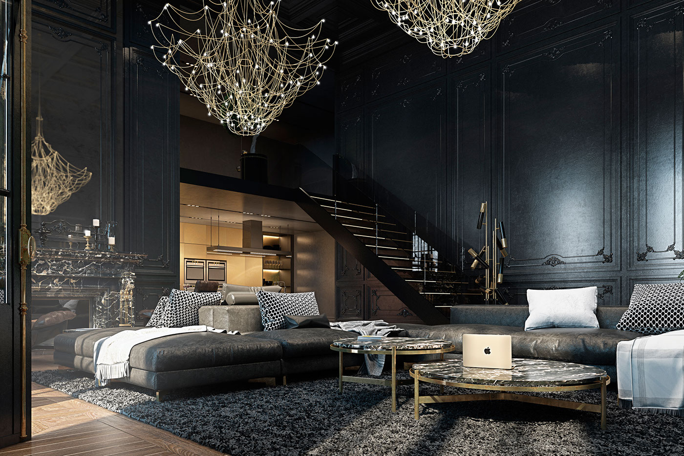 New Trends The Best Black Interior Design Spaces 2 new trends New Trends: The Best Black Interior Design Spaces New Trends The Best Black Interior Design Spaces 2