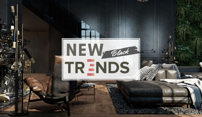 New Trends The Best Black Interior Design Spaces 9 new trends New Trends: The Best Black Interior Design Spaces New Trends The Best Black Interior Design Spaces 9 409x237