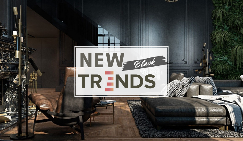 New Trends The Best Black Interior Design Spaces 9 new trends New Trends: The Best Black Interior Design Spaces New Trends The Best Black Interior Design Spaces 9