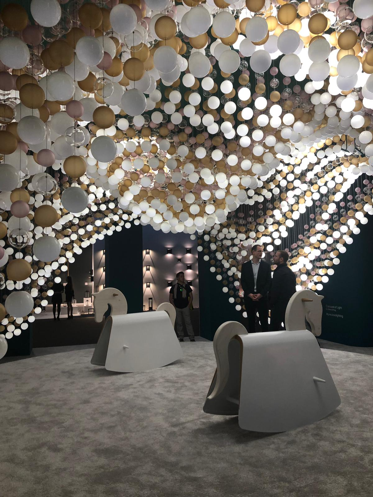 These Were The Best Lighting Stands In Milan Design Week milan design week These Were The Best Lighting Stands In Milan Design Week These Were The Best Lighting Stands In Milan Design Week