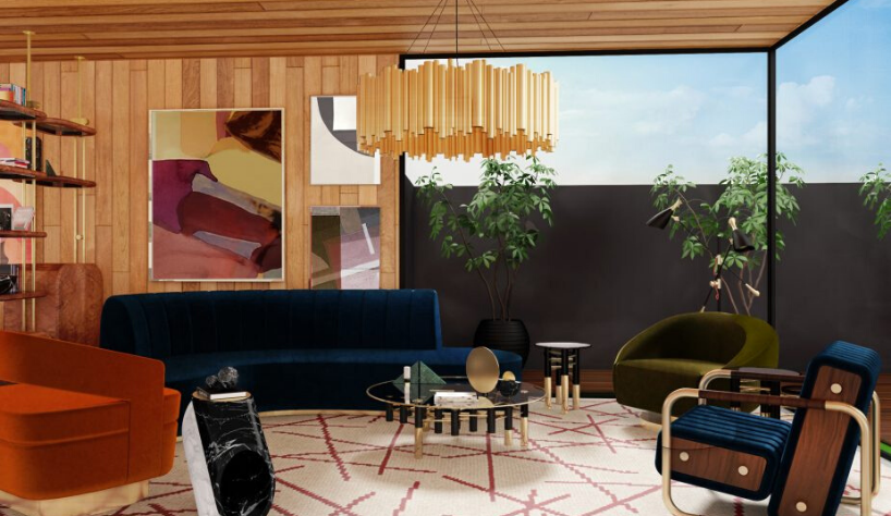 get inside a mid-century luxurious home Get Inside A Mid-Century Luxurious Home Ready For The Summer Get Inside A Mid Century Luxurious Home 8