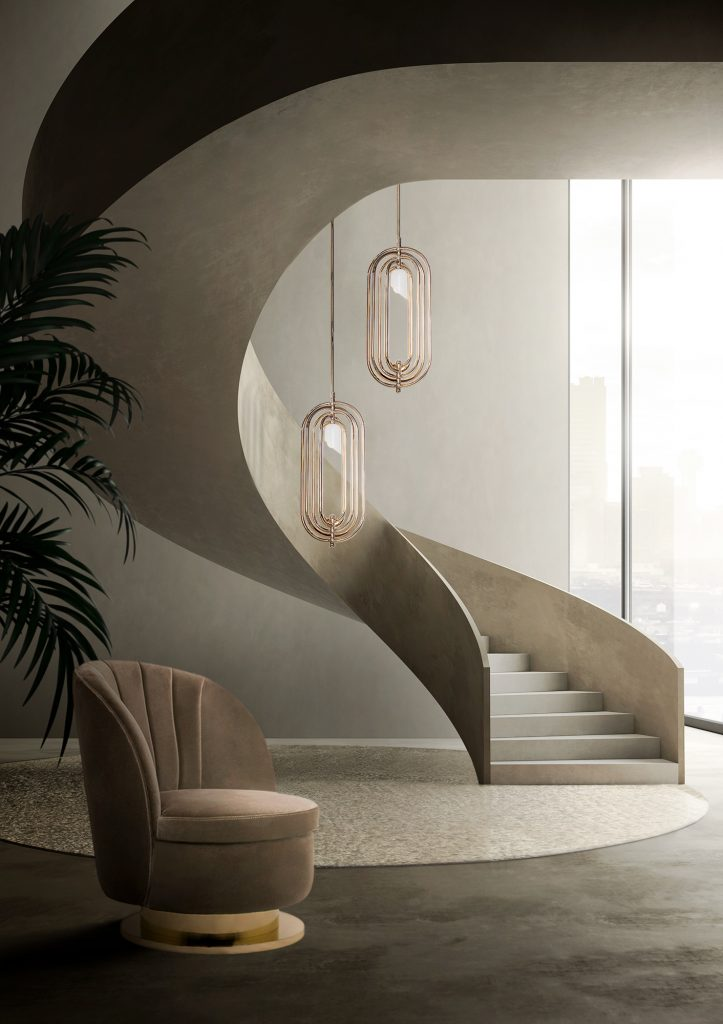 5 Modern Lighting Pieces To Design A Grand Foyer_4 modern lighting pieces 5 Modern Lighting Pieces To Design A Grand Foyer 5 Modern Lighting Pieces To Design A Grand Foyer 4 723x1024