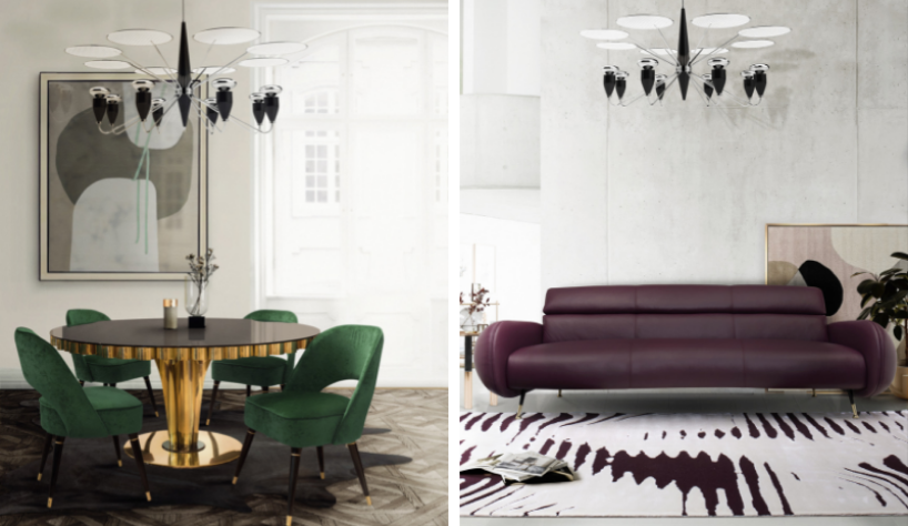 Get The Look_ Mid-Century Suspension Lamps Are Back! mid-century suspension lamps Get The Look: Mid-Century Suspension Lamps Are Back! Get The Look  Mid Century Suspension Lamps Are Back